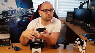 Logitech C920 Unboxing/Review [Bulgarian]