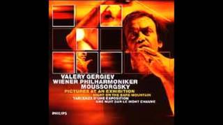 ムソルグスキー - ゴパック(歌劇《ソロチンスクの市》から)(リャードフ編曲) ゲルギエフ ウィーンフィル