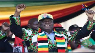 Zimbabwe president calls assassination attempt 'cowardly act'