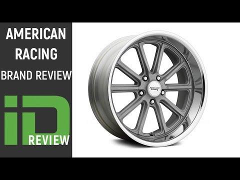 American Racing Wheels Brand Review