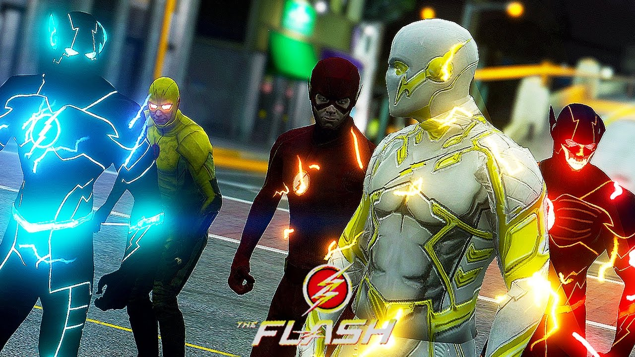 how to become the flash in real life
