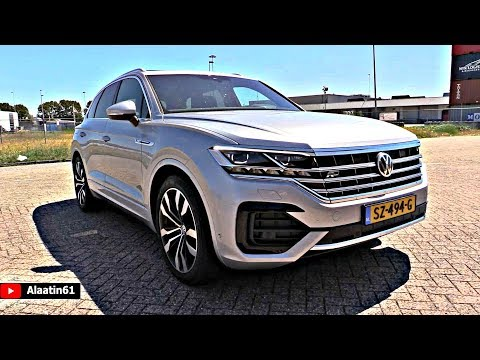 Volkswagen Touareg 3.0 TDI R Line (2019) | Test ve Inceleme | TR'de ilk kez