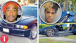 5 Eerie Similarities Between XXXTentacion and Tupac