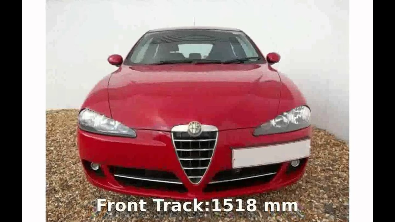 2004 alfa romeo 147 1 6 twin spark details youtube. Black Bedroom Furniture Sets. Home Design Ideas