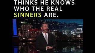 Jimmy Kimmel on Vegas: Republicans 'Should Be Praying for God to Forgive Them'