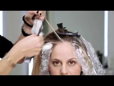 L'Oréal Professionnel Educator Min Kim Shares Her Balayage Technique