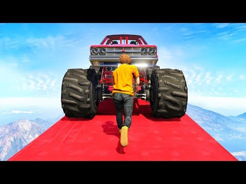 99% IMPOSSIBLE RUN CHALLENGE! (Gta 5 Funny Moments)