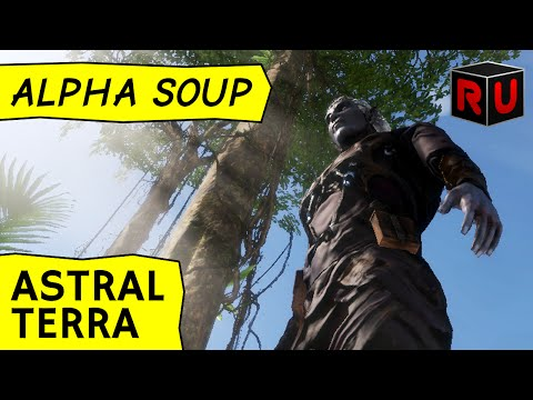 Astral Terra gameplay & how to get started [PC alpha RPG survival game]