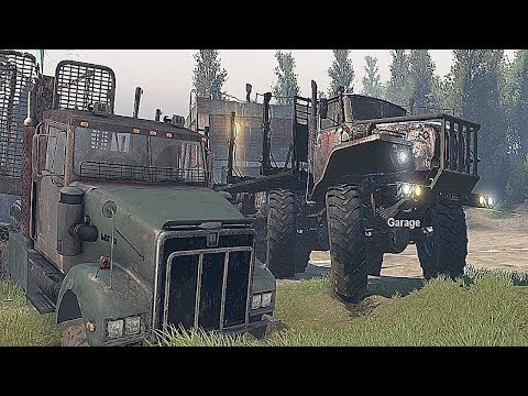 Spintires - Not Mud Runners! 2 Days - Spintires MudRunners