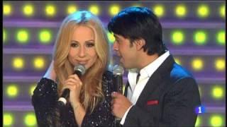 Marta Sánchez y Luis Fonsi - Moja Mi corazón (Especial de Par en Par)