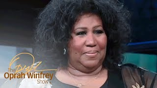 Aretha Franklin on Inspiring Other Great Singers | The Oprah Winfrey Show | Oprah Winfrey Network