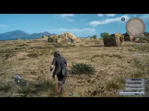 Final Fantasy XV: Prompto hums victory theme