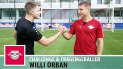 Willi will's wissen | Kopfball-Challenge vs. Willi Orban | RB Leipzig | Kickbox
