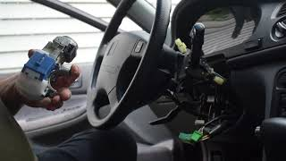 Ignition Switch Replacement - Honda Accord LX 1997
