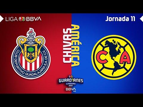 Guadalajara Chivas Club America Goals And Highlights