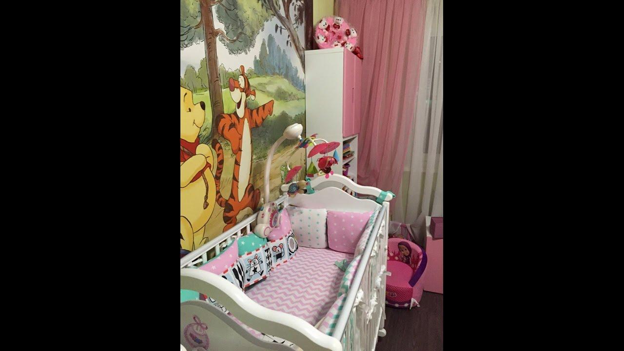 Наша детская комната!