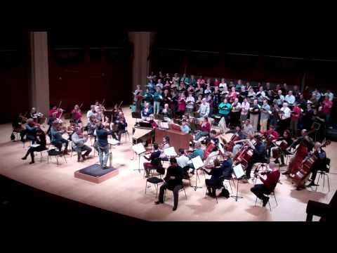 Rehearsal: Handel's Messiah