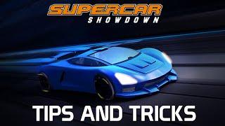 Supercar Showdown: Tips & Tricks - a free Miniclip game