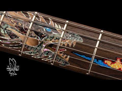 The Private Stock 35th Anniversary Dragon | PRS Guitars
