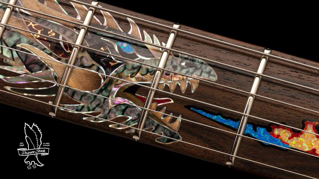 Download The Private Stock 35th Anniversary Dragon | PRS Guitars