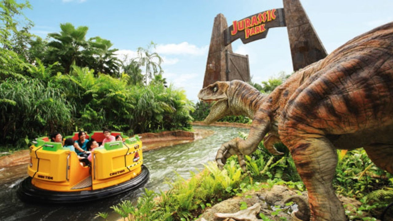 Top Famous Theme Park Attractions YouTube - The 14 best theme parks in the world