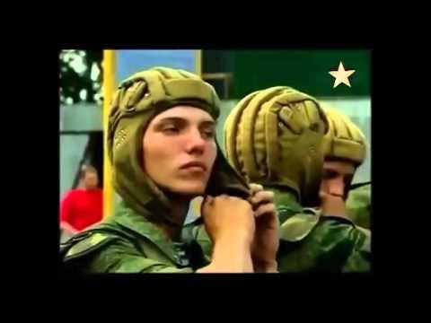 Клип на песню ГИМН ВДВ МШЛ № 3