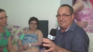 Laryssa Barreto vive drama da xantogranuloma, doença sem cura e precisa de sua ajuda.