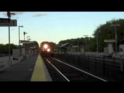 MBTA Commuter Rail Framingham-Worcester Line #1125