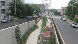 The New Rotary Walking Trail, Birmingham, Alabama