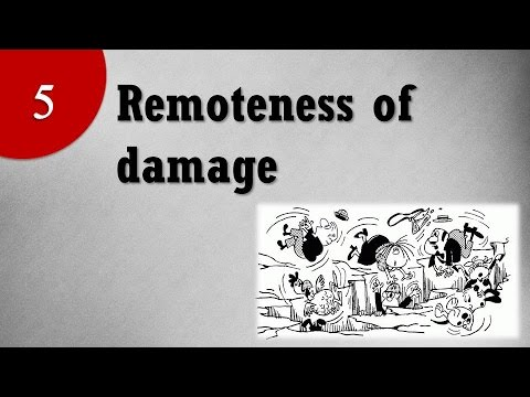 Remoteness of Damages