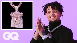 Download Smokepurpp Shows Off His Insane Jewelry Collection   GQ Mp3 and Videos