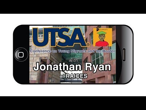 Young Migrants and the Border - Jonathan Ryan