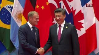 2016 G20 杭州峰会 开幕式 HD 【PART2】 (CCTV-1)