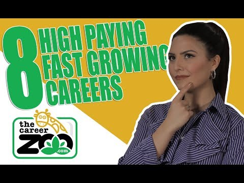 8 Fastest Growing Jobs Paying $75,000