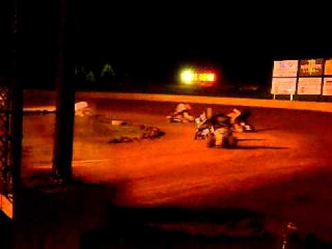 WoO Charter raceway park  Beaver Dam, Wisconsin