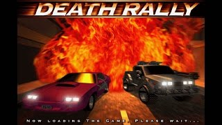 Death Rally (PC/DOS) 1996, Apogee, Remedy, GT Interactive