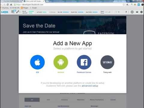 Hướng Dẫn Cách đăng Nhập Bằng Facebook Trong Xenforo Mới Nhất