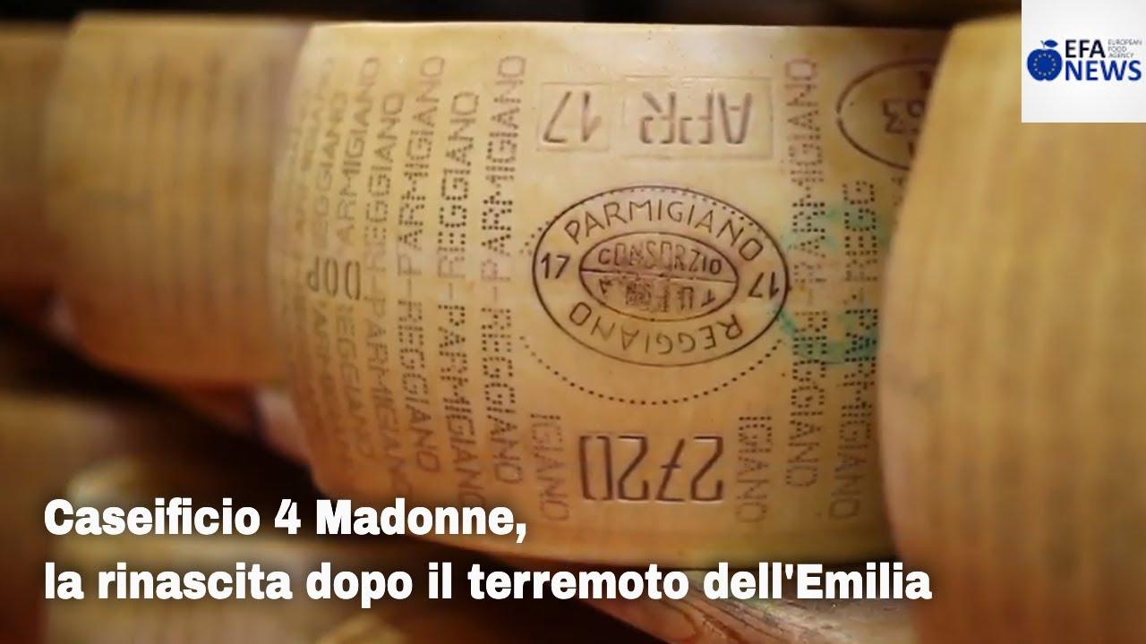 Download Caseificio 4 Madonne, la rinascita dopo il terremoto dell'Emilia