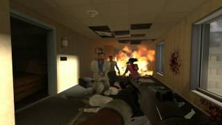 Left 4 Dead 2 - Dead Center - The Hotel Machinima