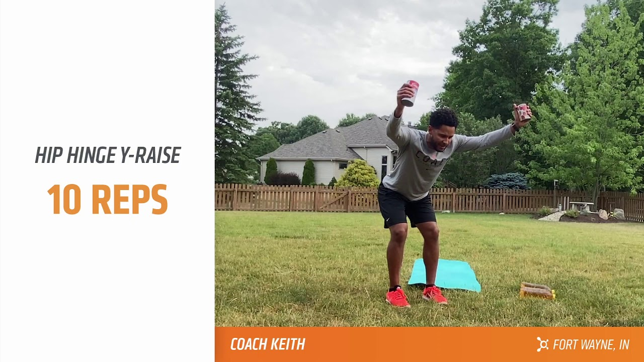 07.14.20 At Home Workout