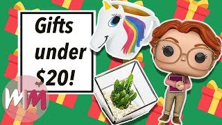 Top 10 Best Christmas Gifts Under $20 in 2017