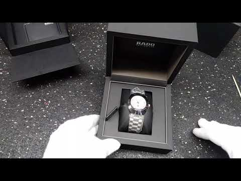 Rado Original Diastar XL Unboxing.