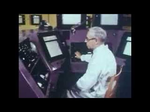 How Nuclear Power Works 1950s Nuclear Power Stations Atomic Achievement 1956 CharlieDeanAr - The Bes