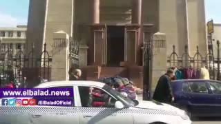 إغلاق أبواب ضريح سعد زغلول بالباعة الجائلين.. فيديو وصور