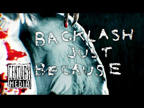 NAPALM DEATH - Backlash Just Because (Lyric Video)