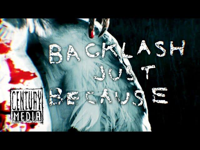 NAPALM DEATH - Backlash Just Because (Lyric Video)