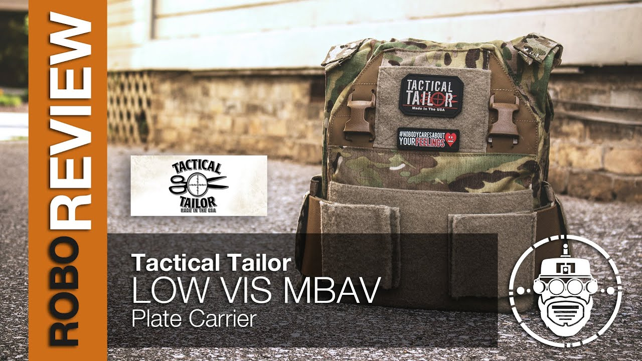 robo airsoft robo gear review tactical tailor low vis mbav plate carrier youtube. Black Bedroom Furniture Sets. Home Design Ideas