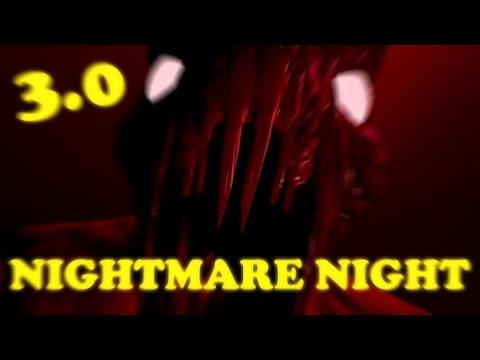Boogeyman 3.0 | NIGHTMARE NIGHT COMPLETE!