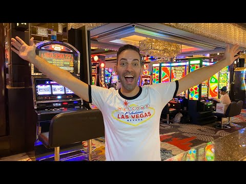 🔴 LIVE SLOTS 🎰 $1,000 at Cosmopolitan Las Vegas 💰 BCSlots