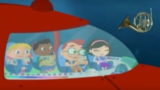 Маленькие Эйнштейны - Все серии подряд (Сезон 1 Серии 1, 2, 3) l Мультфильмы Disney для малышей